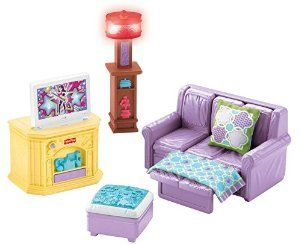 Amazon.com: Fisher-Price Loving Family Room: Toys & Games