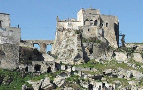 Castello Normanno di Ginosa (TA)