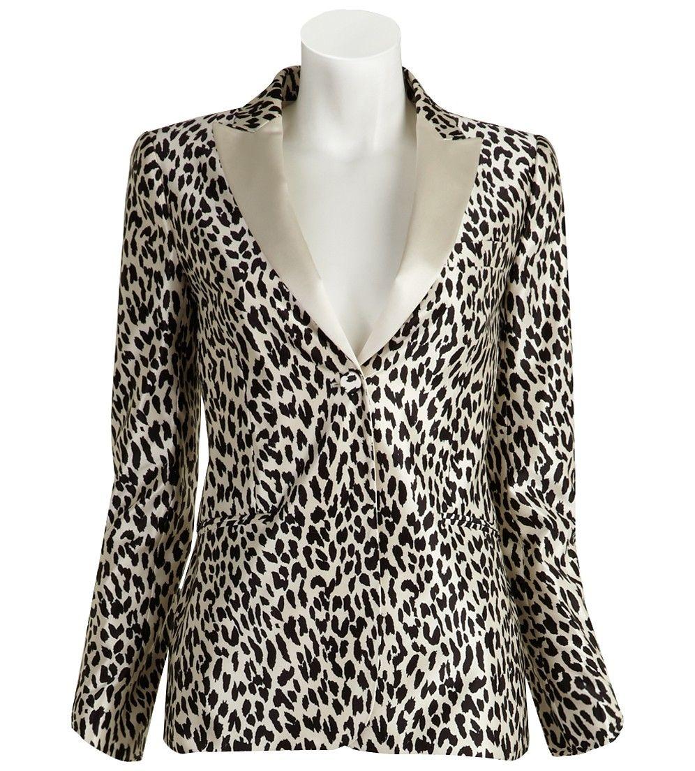 Sale Original Valentino Leopard Print Long Sleeve Top Reliable Cheap Online Aberdeen Kzzus9p
