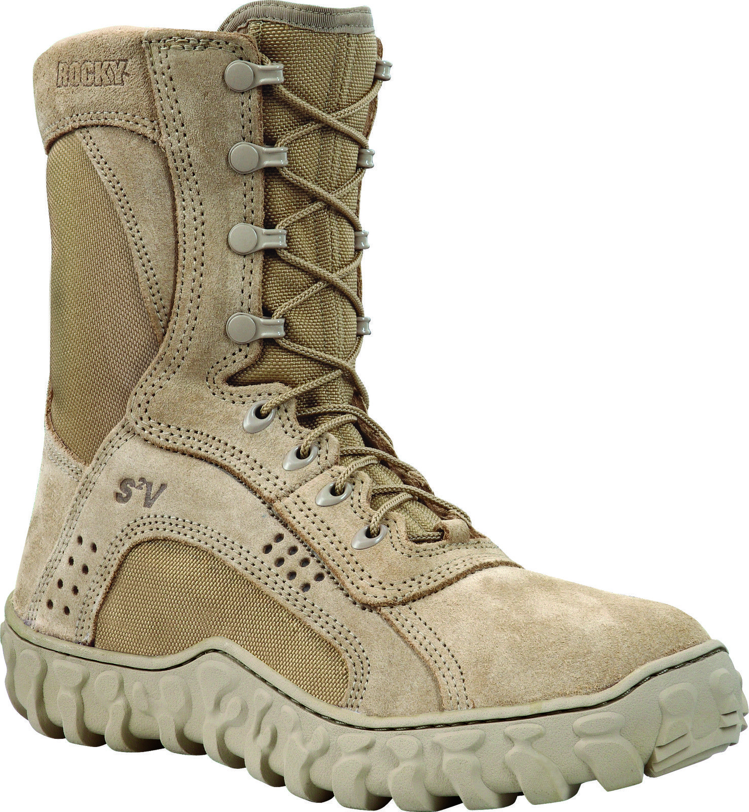 Rocky S2V Vented Military Duty Boot (0000101) in 2019 | Duty