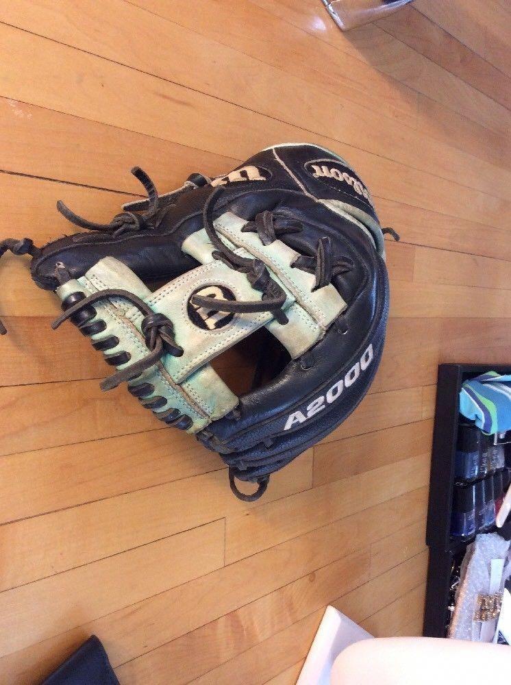 Wilson A2000 Pro Stock Rc 22 Gm 11 5 R Cano Baseball Glove Ebay Link Baseballgloves Baseball Glove Espn Baseball Baseball Scores