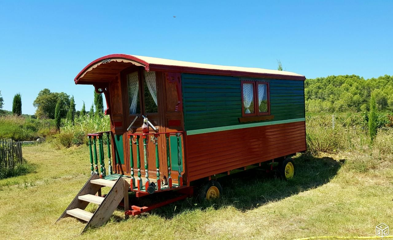 roulotte tzigane caravaning herault leboncoin fr roulotte cabane herault