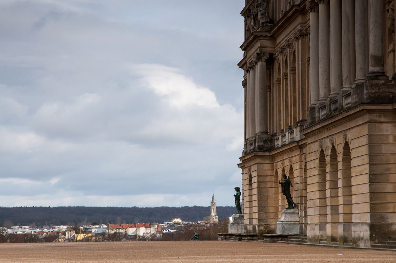 Château de Versailles 1#  by Gang Shen on 500px