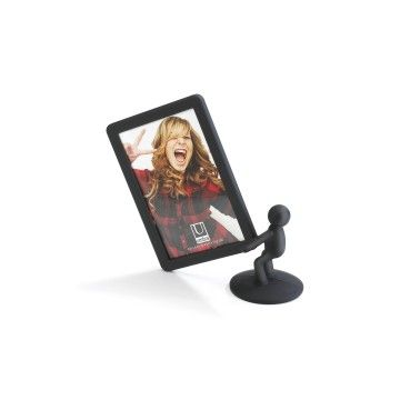 Hercules Picture Frame - Vertical is a double-sided frame held up by this cute little Hercules figure. Also available in a horizontal frame. AU$19.95 from Australian Gifts Online.