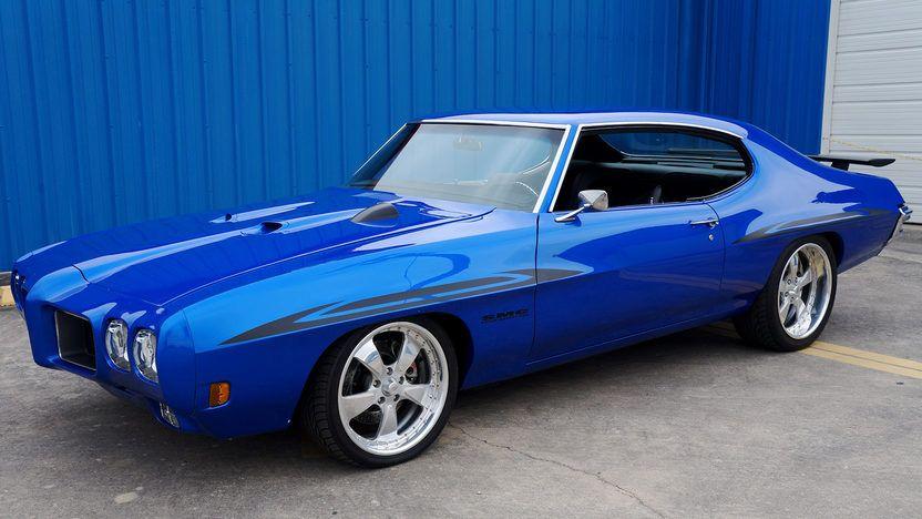 1971 Pontiac Lemans Resto Mod 3 Pontiac Lemans Muscle Cars Classic Cars Muscle
