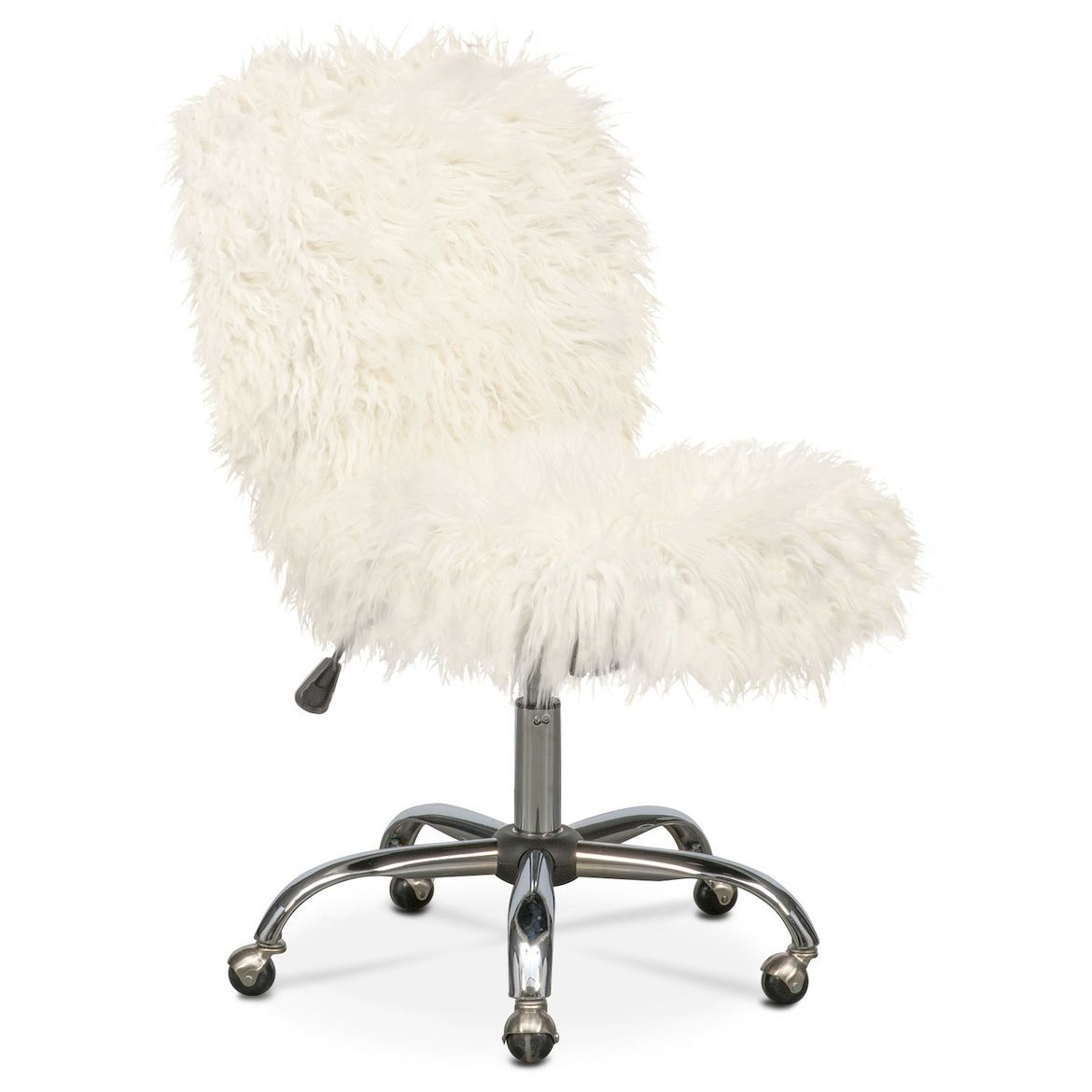 Frenzy Office Chair White Value City Furniture And Mattresses Cheap Office Furniture White Office Chair Office Furniture Layout