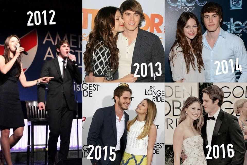 Melissa Benoist And Her Husband Blake Jenner Met When They Were Shooting For Glee Blake Jenner Melissa Benoist Love Quotes For Her
