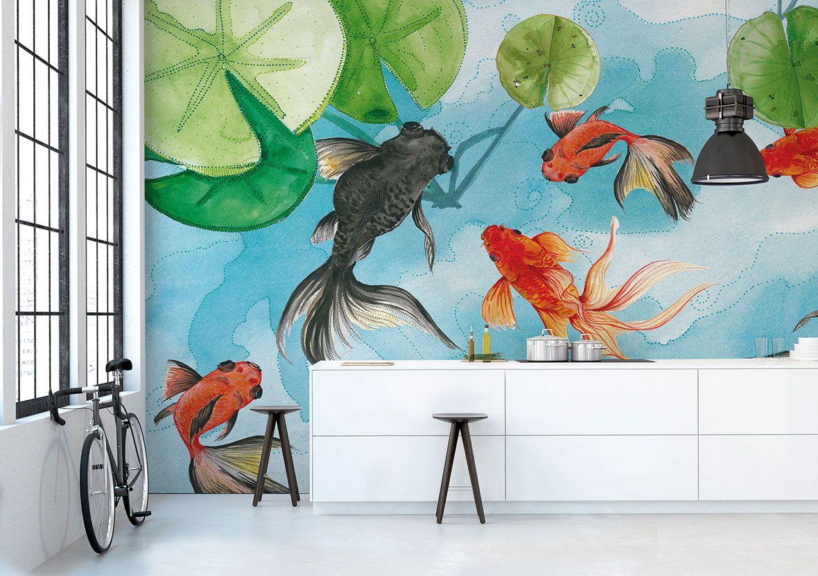 Designtapeten aus Italien: Glamora! http://www.malerische-wohnideen ...