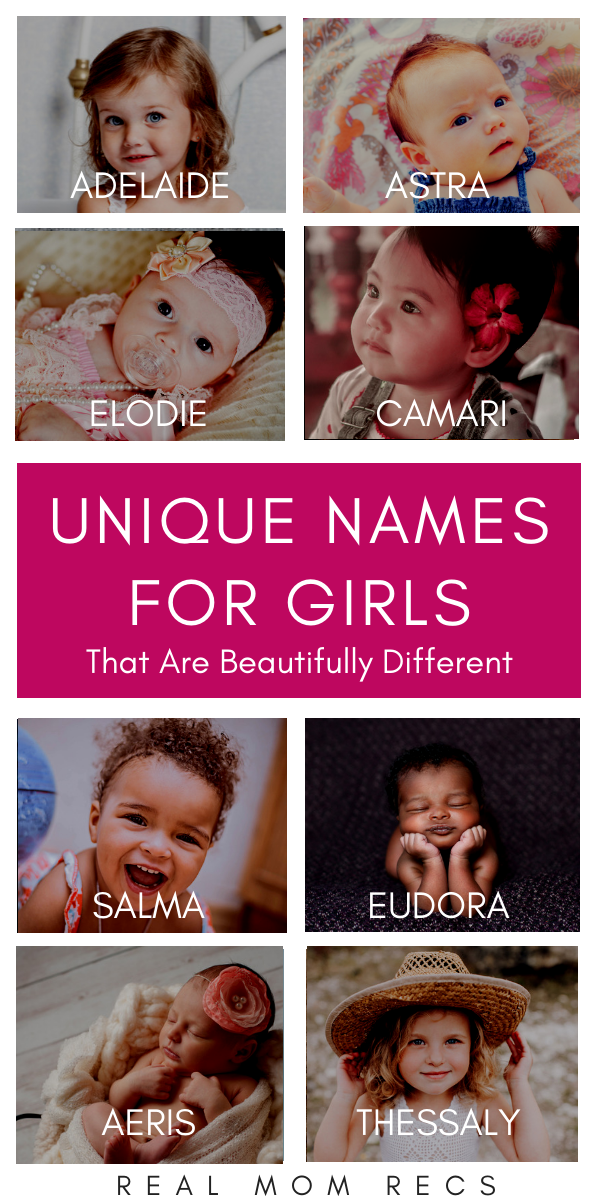 Unique Girl Names That Are Beautifully Different