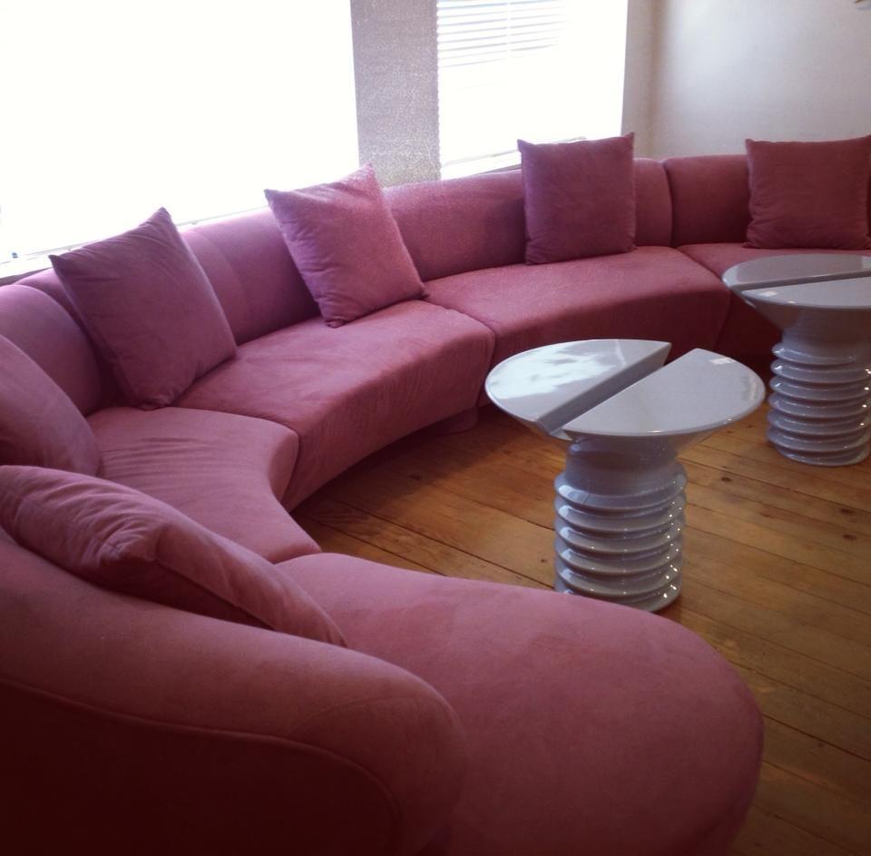 Vladimir Kagan Sofa @ Bay Home Consignment Furniture