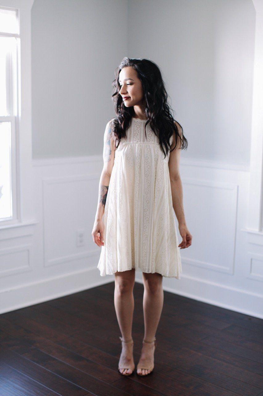 Bailey dress boho baileys and lace dress