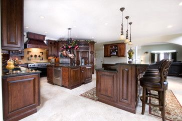 But in white, thanks. :) | Kitchen, Traditional kitchen, Home