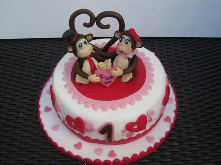 Torta Anniversario Fidanzamento Dolci Torte Anniversario