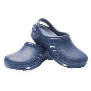 Womens Unisex Garden Sandal, Blue