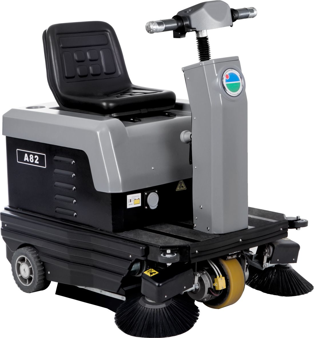 A82 Mini Type Ride On Floor Cleaning Machine Sweeper Floor Cleaner Buying Flooring Green Industry