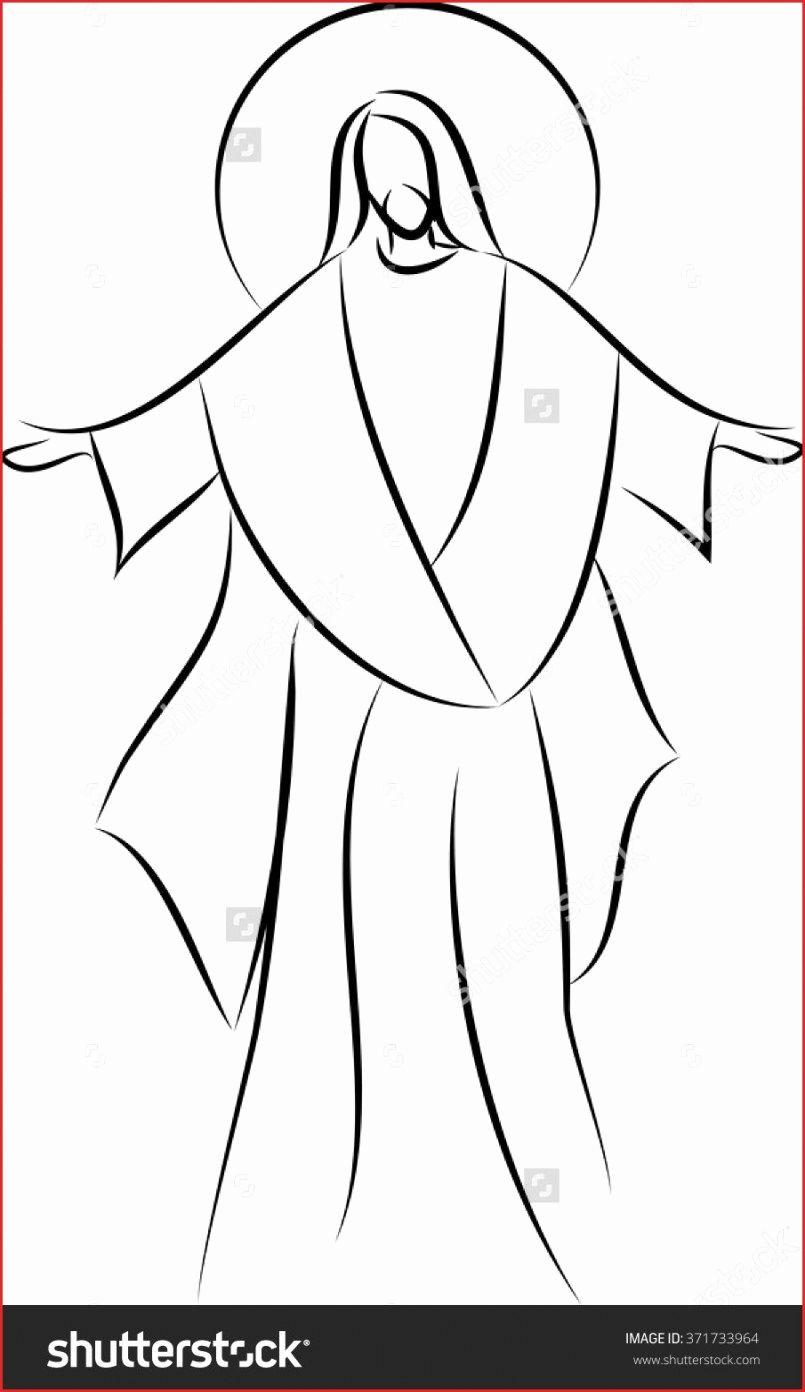 Pin By Julissa Rangel Cadenas On Mbn Jesus Drawings Christian Drawings Simple Line Drawings