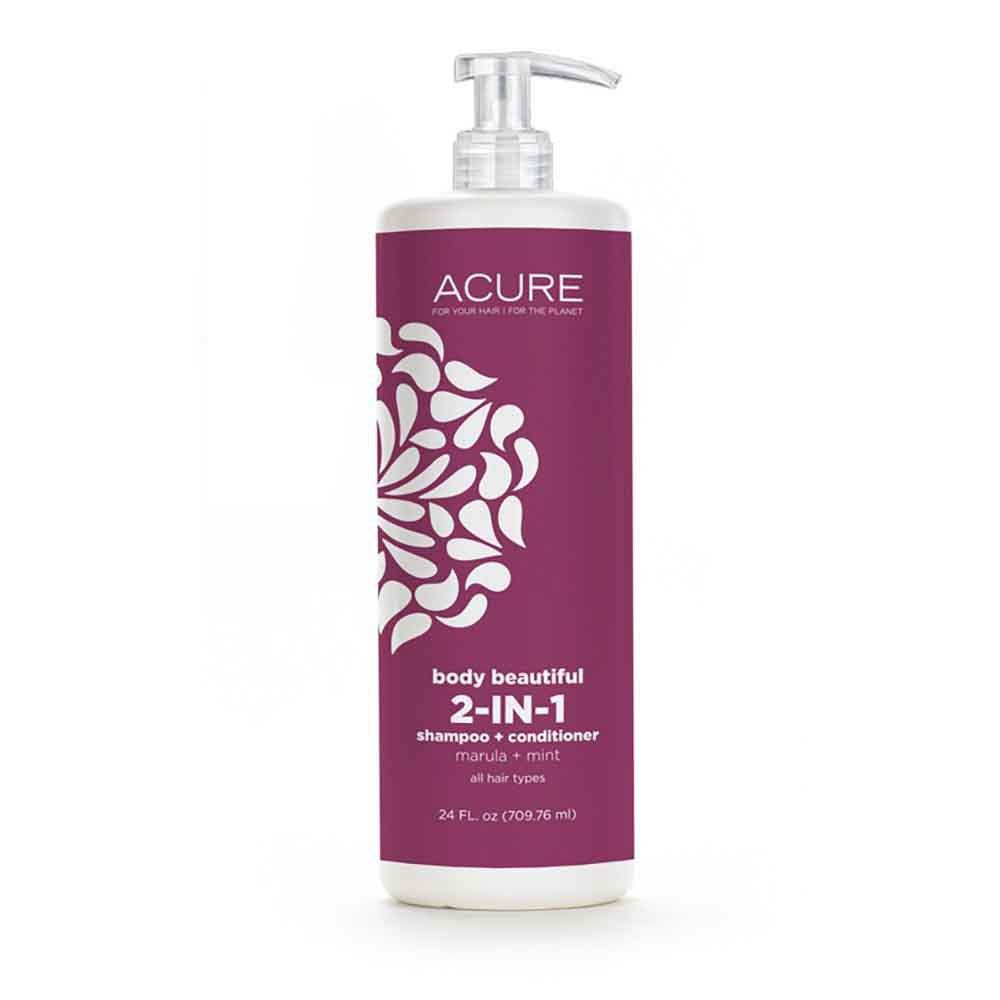 Acure 2 In 1 Shampoo & Conditioner Body Beautiful. Shop