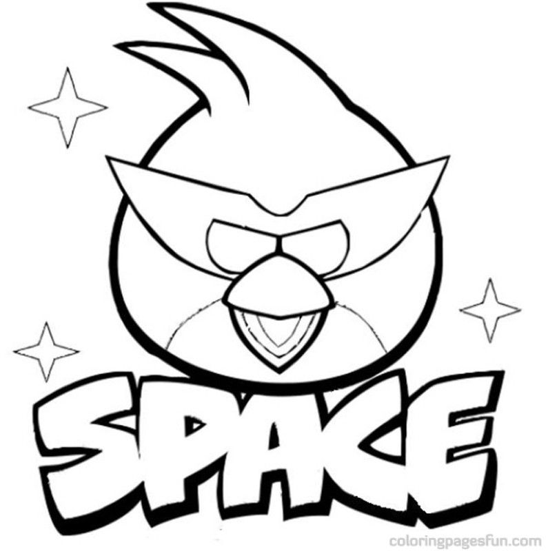 Angry Birds Space Coloring Pages 7 Bird Coloring Pages Space Coloring Pages Valentines Day Coloring Page