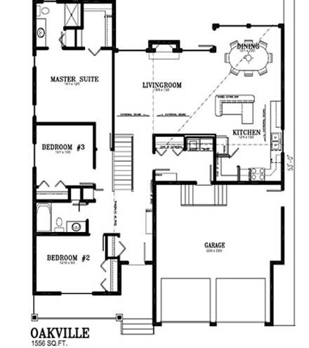 Deneschuk Homes 1500 1600 Sq Ft Home Plans Rtm And Onsite House Plans Small House Plans How To Plan
