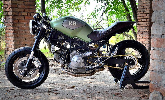kingbike ducati - via the bike shed | ducati | pinterest | ducati