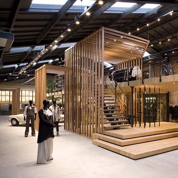 Hospital concept store Antwerp