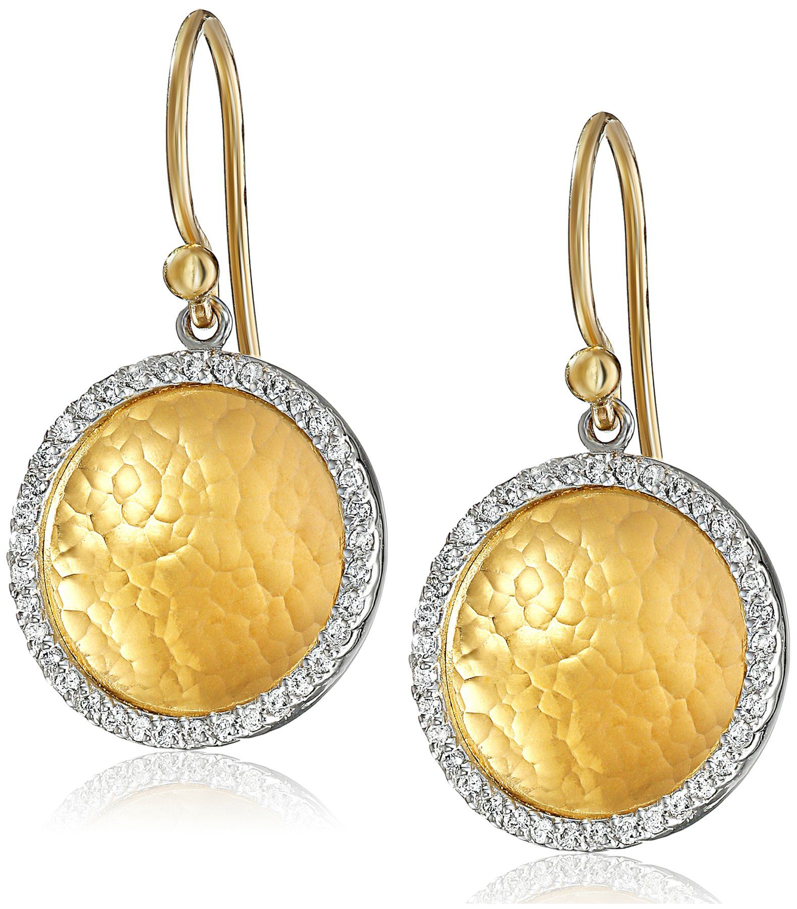 Gurhan Hourglass Earrings