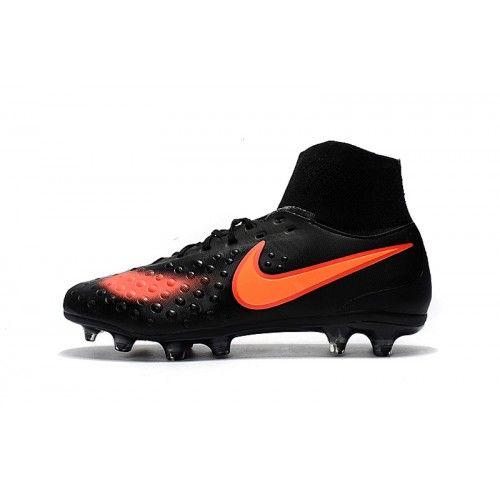 Magista Ii Nike Fg Orden Noir Orange Acheter tshQxdrC