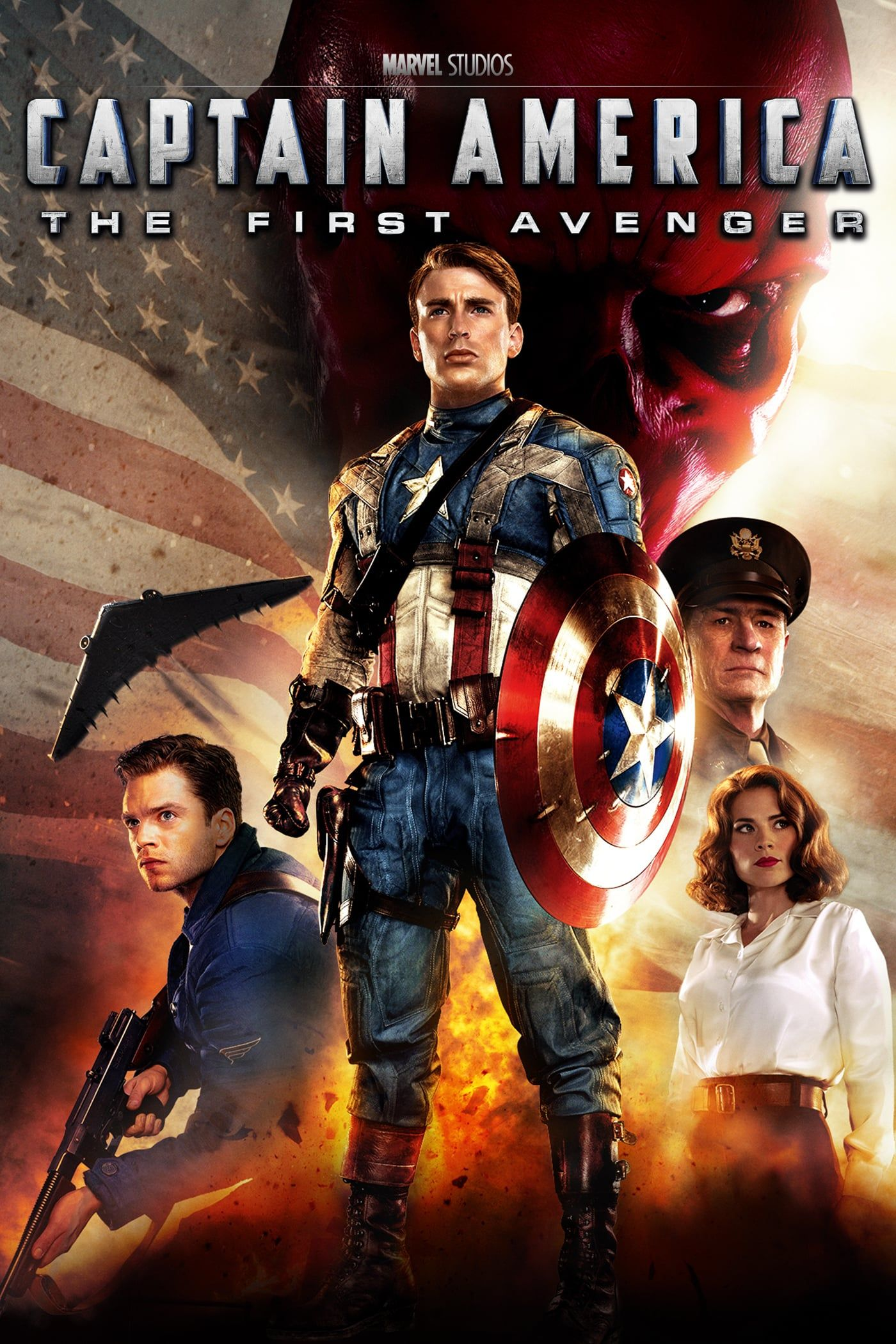 Captain America The First Avenger Capitao America Capitao