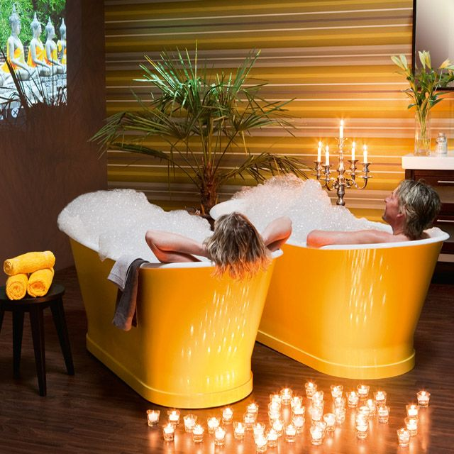 Dual tub