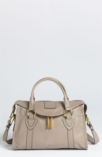 MARC JACOBS 'Wellington - Small Fulton' Leather Satchel available at #Nordstrom