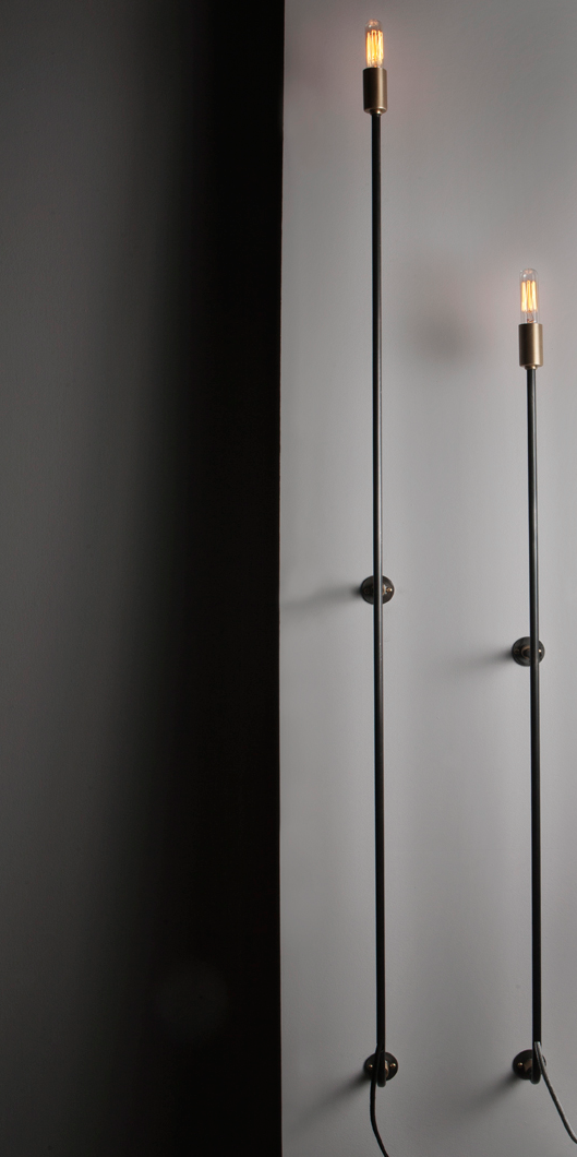 Stick Sconce Plug In Wall Lights Interior Lighting Industrial Lighting