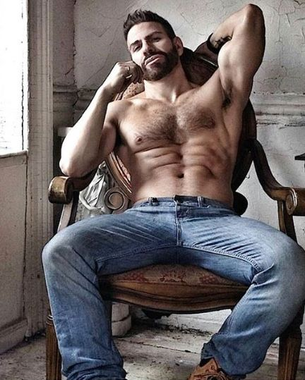 68fb608ef Male Model, Good Looking, Beautiful Man, Guy, Handsome, Hot, Sexy, Eye  Candy, Beard, Muscle, Hunk, Armpits, Hairy Chest, Abs, Six Pack, Shirtless  男性モデル