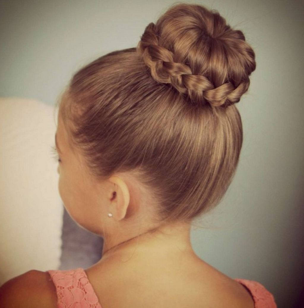 Cute Simple Hairstyles For School : Simple Hairstyles For Little ...