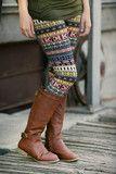 Pastel Aztec Leggings