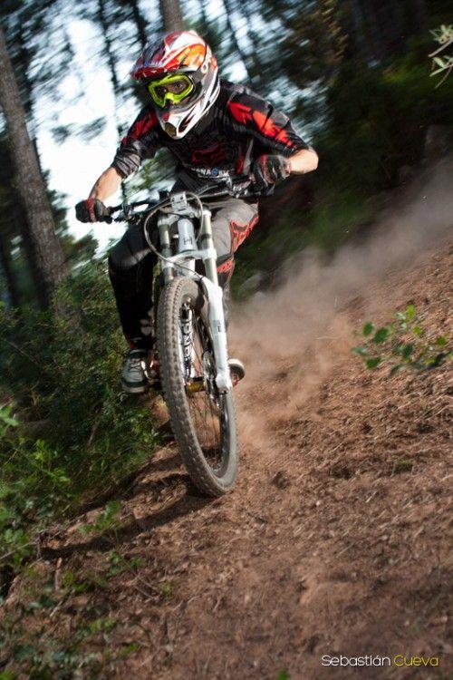 Tipos de deportes extremos en bicicleta