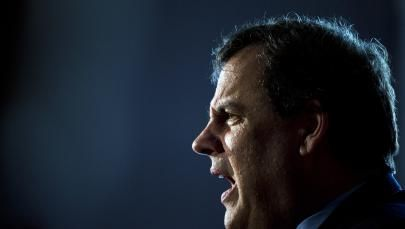 Republican presidential candidate, New Jersey Gov. Chris Christie on Jan. 25, 2016.