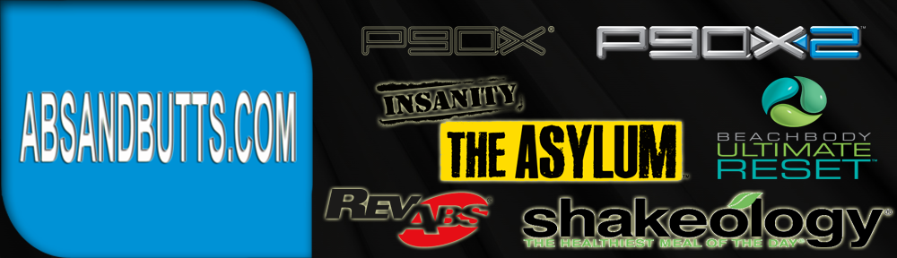 INSANITY: THE ASYLUM™ | Your Abs and Butt Solutions
