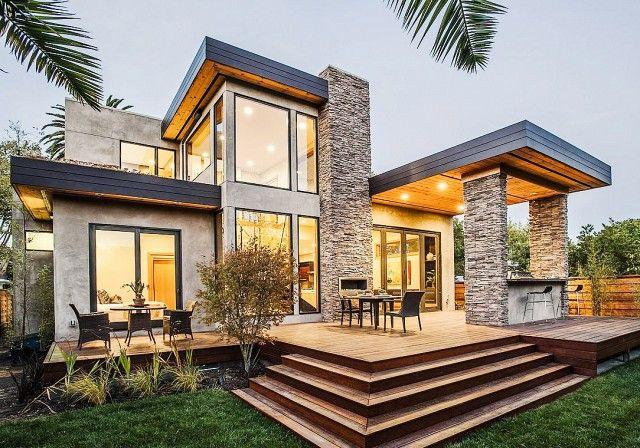 Home Modern Prefab Homes Architecture House Modern House Design