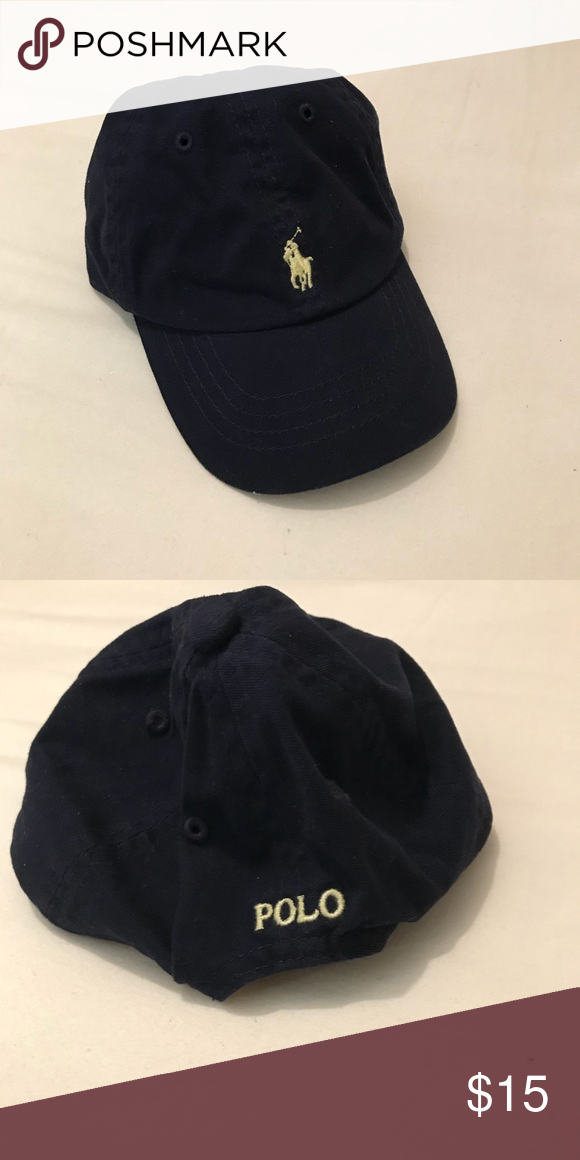 2eb33ef58e1 Navy Polo Toddler Hat 12M-18M   Jordan Hat 💙 Polo Toddler Hat 12M-18M   Jordan  Hat Polo by Ralph Lauren Accessories Hats
