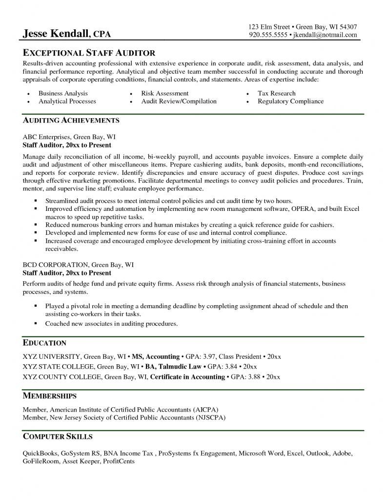 Writing Tips To Make Resume Objective With Examples Accountant Resume Resume Objective Sample Resume