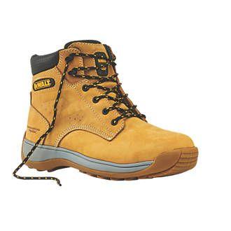 Safety Boots Honey Size 5 Honey