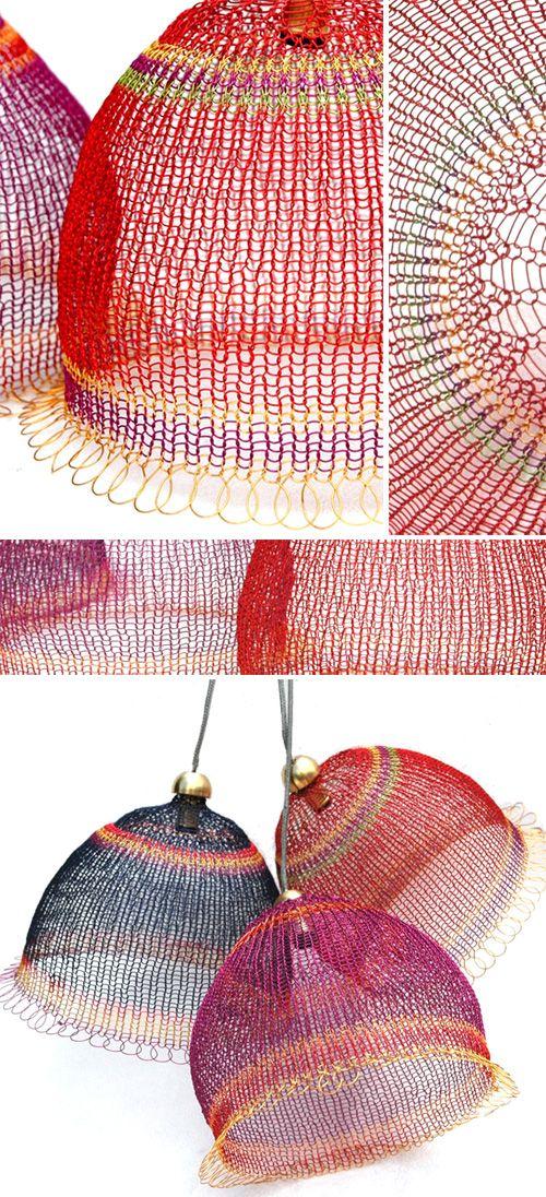 Colourful lamps Products I Love Pinterest Luminaires, Lumières - Couleur Des Fils Electrique