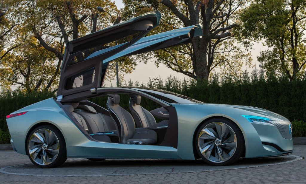 2013-2014 Buick Riviera Concept, Features And ...