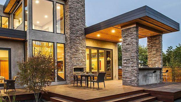 Guida sulle case prefabbricate in muratura case for Stili di case esterni