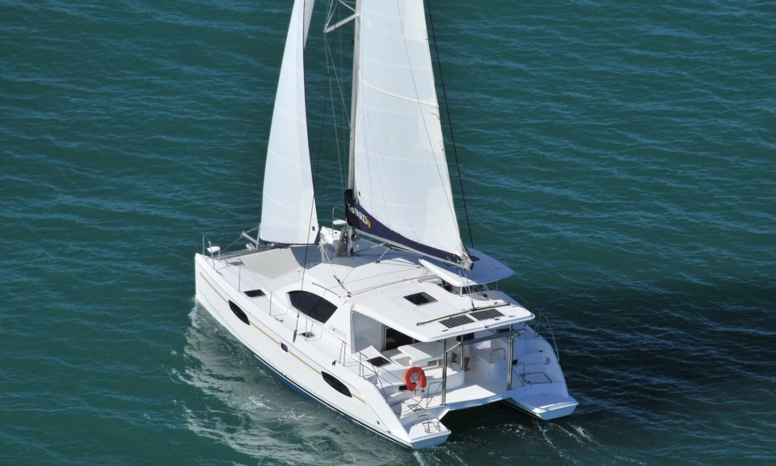 Leopard 39 Catamaran Charter In Miami Beach