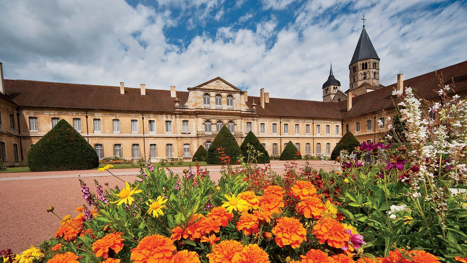 Ch 19 Cluny Abbey The Most Significant Monastery Of The