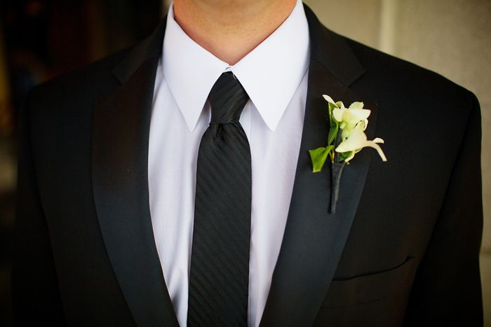 black suit, tie // images by Steven Koo Photography   Suits ...