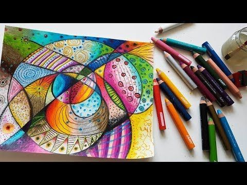 Intuitive Zeichnung Tekenen In 2019 Pinturas Arte Und Dibujos