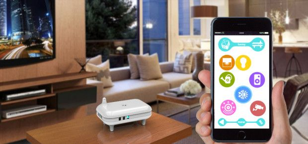Smartphone Home Automation pimpy a revolution in home automation | indiegogo | handy house