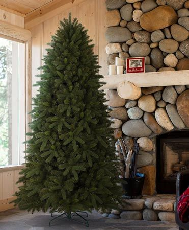 Tree Classics Classic Fraser - Fir Artificial Christmas Tree Best